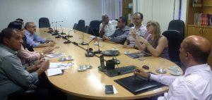 Reunião na Sesab aconteceu após protesto de 24 horas na maternidade, no bairro do Pau Miúdo