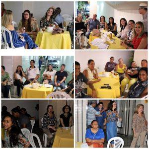 Os convidados curtiram uma sexta-feira ao som da boa MPB e com sarau de poesia